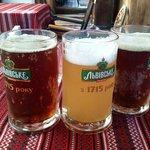 """Пиво и квас """"Тарас"""""""