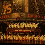 Radio City was nearby