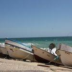 Olhos fishing boats