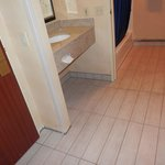 Taken extra care for Spacious and Clean bathroom.