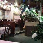 Bambus Restaurant Foto