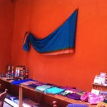 interior shot Centro Bharati