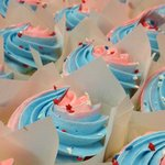 Custom Patriotic Cupcakes