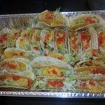 tacos by the dozen