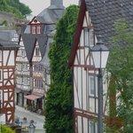 Half timber houses of Dillenburg