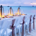 Aruba Marriott Beach Events
