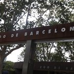 The nearby Barcelona Zoo, a Great Outing!