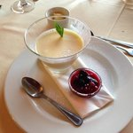Dessert at Glenforsa: Nice & Delicious
