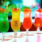 Favorite Pirate Drinks