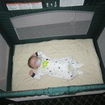 Pack & Play Style Crib