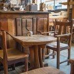 Cafe Gandolfi interior
