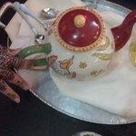 tea and henna