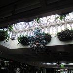 Under The Tiffany Skylight