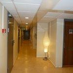 corridor 2nd floor.