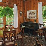 """""""The Keeping Room"""" in the main house"""