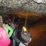 cavern tour