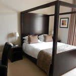 Crown Four Poster bedroom