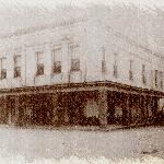 Old Photo of the Jefferson Hotel