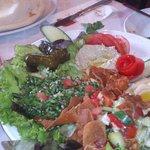 Meze at Aydin