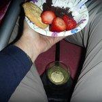 Moonlight snack