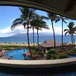 Sheraton Maui View from Lobby