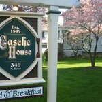 Gasche House sign
