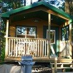 Delux Cabin