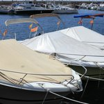 Unes de les nostres embarcacions