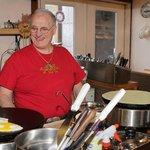 Creperie-Chef Yvon