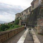 Fortress at Civita Castellana
