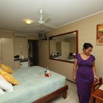Oriana Rooms comfortable and modern