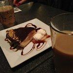 Pie and Irish Coffee