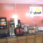 Our  Free Continental Daybreak Breakfast