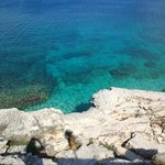 Agia Efemia, perfect for swimming around the bay