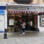 Westminster Tea Rooms Southport