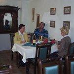 """Restaurant """"Deutsches Haus"""" im """"Kyp Yachthafen Restaurant"""""""