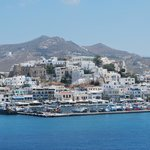 Chora from the ferry