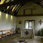 Greyfriars Chapel upper floor