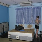 Double Room with a/c and fan