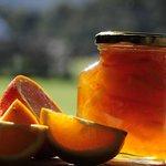 Home made marmalade