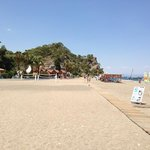 Club Med, Palmiye. Beach