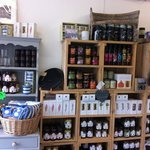 shelves stocked high with delicious goodies!!