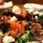 Beef & Beet Salad