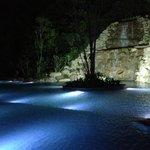 piscine de l'hotel