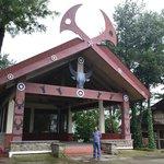 The Naga pavilion