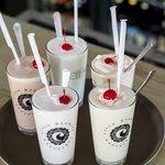 Housemade Yogurt Shakes