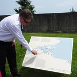 Paul at York Redoubt
