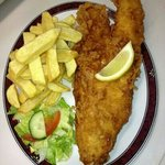 the tastiest haddock and chip ever must visit