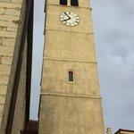 Fažana main square