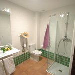 Bathroom adapted for special needs